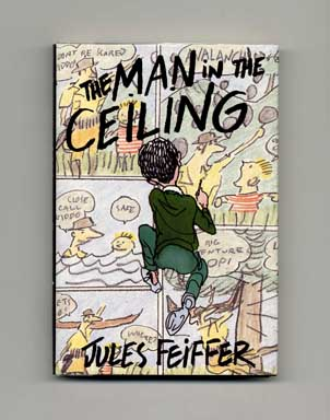 The Man in the Ceiling - 1st Edition/1st Printing