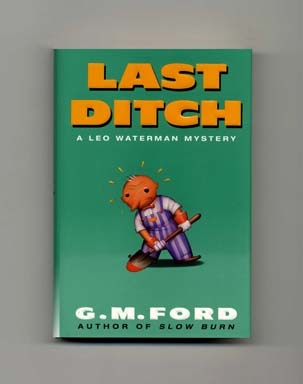 Last Ditch - 1st Edition/1st Printing