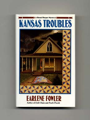 Kansas Troubles - 1st Edition/1st Printing