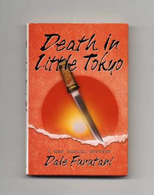 Death in Little Tokyo - 1st Edition/1st Printing
