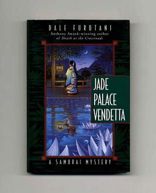 Jade Palace Vendetta - 1st Edition/1st Printing