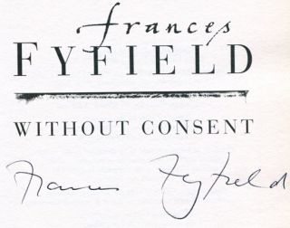 Without Consent - 1st UK Edition/1st Printing