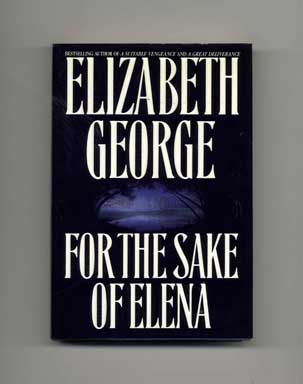 For the Sake of Elena - 1st Edition/1st Printing