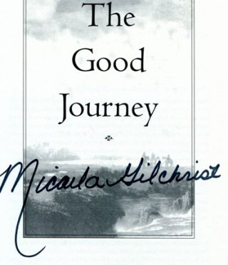 The Good Journey - 1st Edition/1st Printing