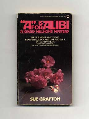"""A"" is for Alibi. Sue Grafton"