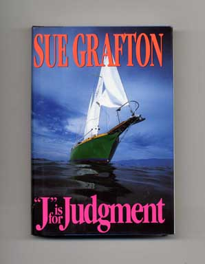 """J"" Is For Judgment - 1st Edition/1st Printing. Sue Grafton"
