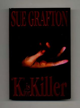 """K"" is for Killer - 1st Edition/1st Printing. Sue Grafton"