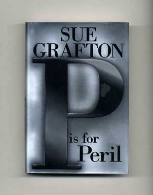 P Is For Peril - 1st Edition/1st Printing