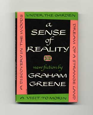A Sense of Reality - 1st Edition/1st Printing