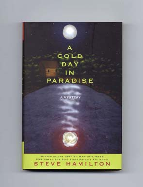 A Cold Day in Paradise - 1st Edition/1st Printing