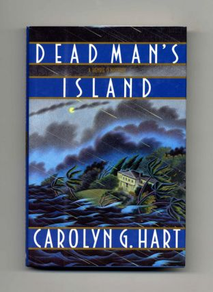 Dead Man's Island - 1st Edition/1st Printing