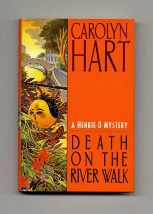 Death on the River Walk - 1st Edition/1st Printing