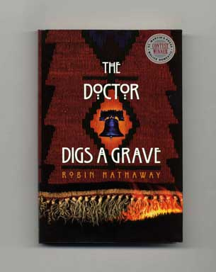 The Doctor Digs a Grave - 1st Edition/1st Printing