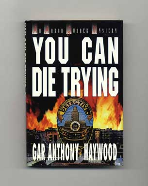 You Can Die Trying - 1st Edition/1st Printing