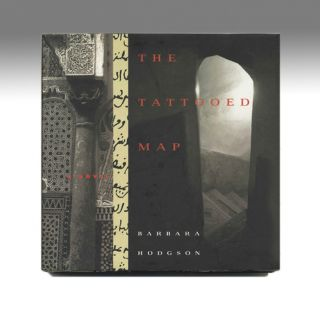 The Tattooed Map - 1st US Edition/1st Printing