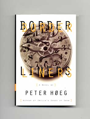Borderliners - 1st US Edition/1st Printing