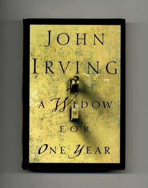 A Widow for One Year - 1st US Edition/1st Printing