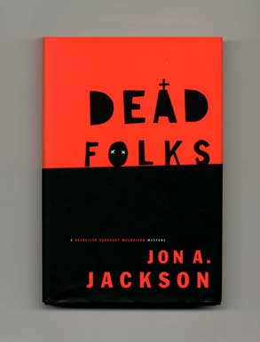 Dead Folks - 1st Edition/1st Printing