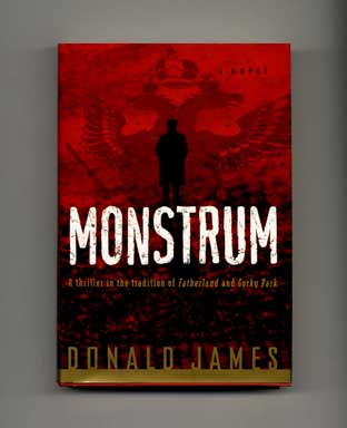 Monstrum - 1st US Edition/1st Printing