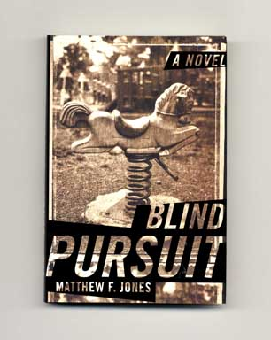 Blind Pursuit - 1st Edition/1st Printing