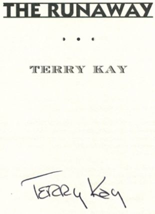The Runaway - 1st Edition/1st Printing