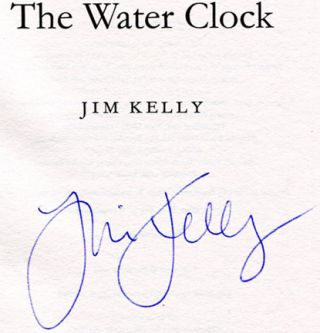 The Water Clock - 1st Edition/1st Printing