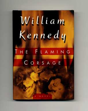 The Flaming Corsage - 1st Edition/1st Printing