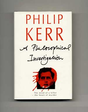 A Philosophical Investigation - 1st UK Edition/1st Printing
