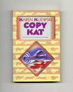 Copy Kat - 1st Edition/1st Printing