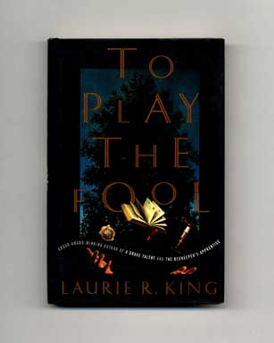 To Play the Fool - 1st Edition/1st Printing