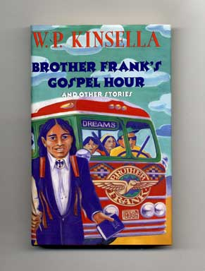 Brother Frank's Gospel Hour and Other Stories - 1st Edition/1st Printing