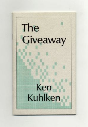 The Giveaway - Signed Limited Edition