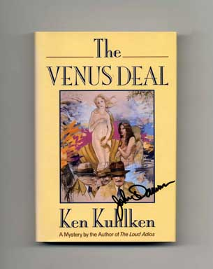 The Venus Deal - 1st Edition/1st Printing