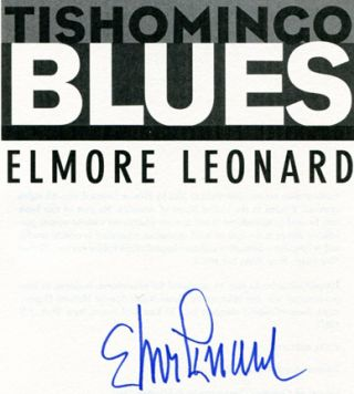 Tishomingo Blues - 1st Edition/1st Printing
