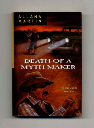 Death of a Myth Maker - 1st Edition/1st Printing