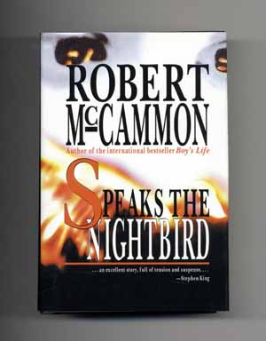Speaks the Nightbird - 1st Edition/1st Printing