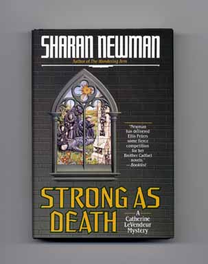 Strong as Death - 1st Edition/1st Printing