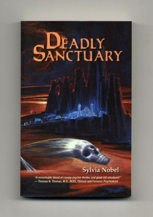 Deadly Sanctuary - 1st Edition/1st Printing