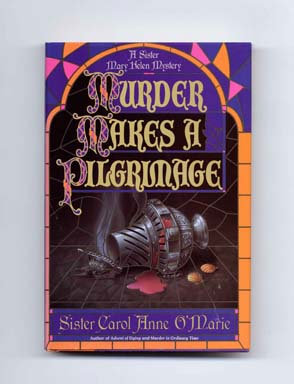 Murder Makes a Pilgrimage - 1st Edition/1st Printing