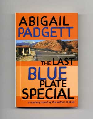 The Last Blue Plate Special - 1st Edition/1st Printing