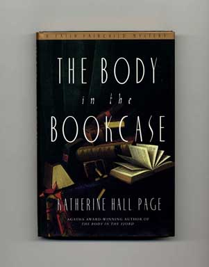 The Body in the Bookcase - 1st Edition/1st Printing