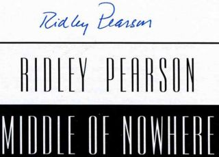 Middle of Nowhere - 1st Edition/1st Printing