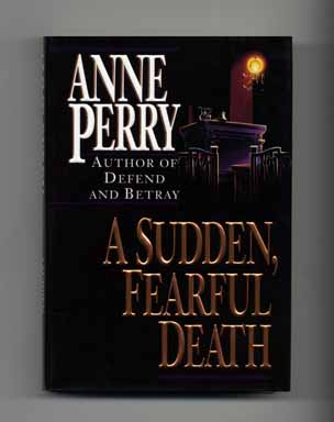 A Sudden, Fearful Death - 1st Edition/1st Printing