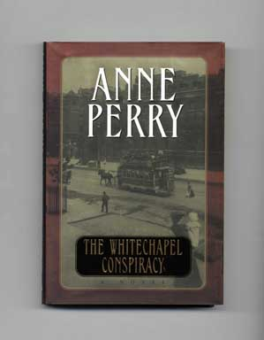The Whitechapel Conspiracy - 1st Edition/1st Printing