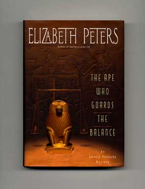 The Ape Who Guards the Balance - 1st Edition/1st Printing