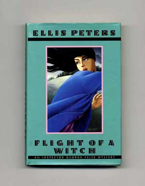 Flight of a Witch - 1st US Edition/1st Printing