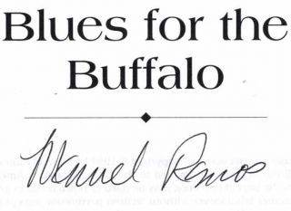 Blues for the Buffalo - 1st Edition/1st Printing