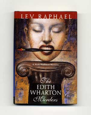 The Edith Wharton Murders - 1st Edition/1st Printing