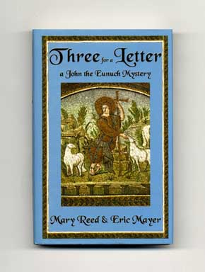 Three for a Letter - 1st Edition/1st Printing