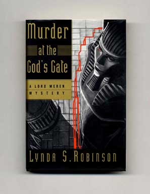 Murder at the God's Gate - 1st Edition/1st Printing